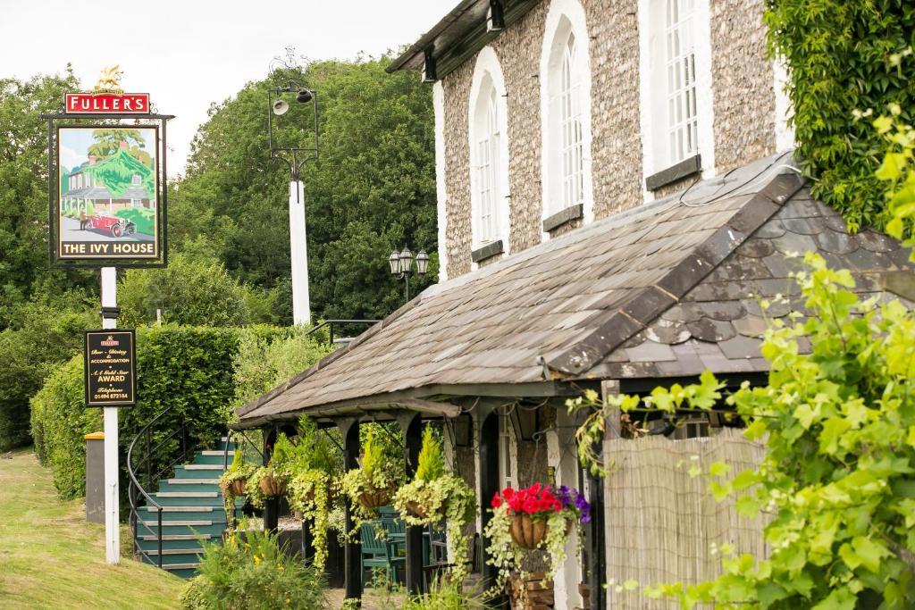 The ivy house r servation gratuite sur viamichelin for The ivy house