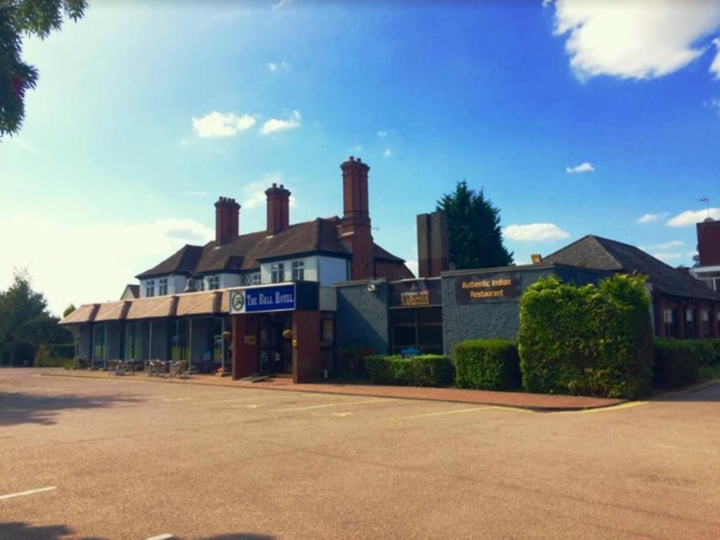 The Bell Hotel Harlow Book Your Hotel With Viamichelin