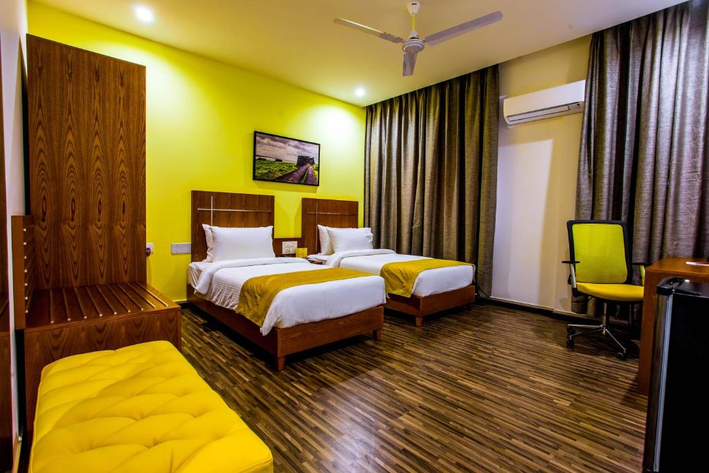 Northern suites bangalore book your hotel with viamichelin