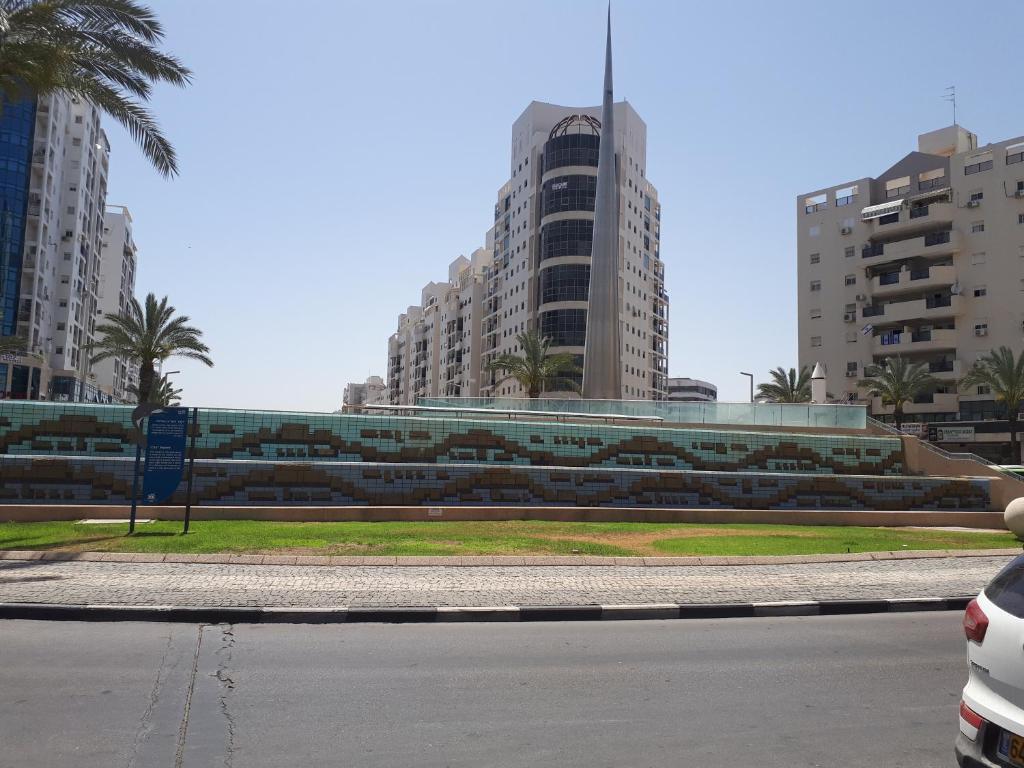 דירה בעיר - במיקום מרכזי