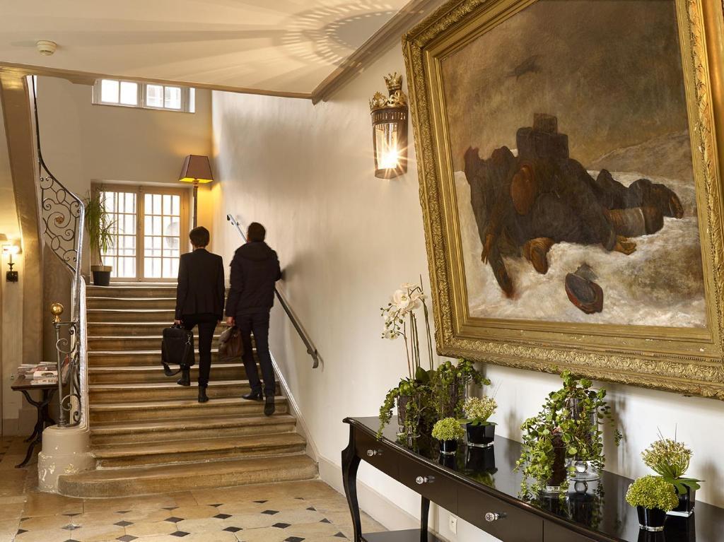 Hotel De Guise Nancy Parking
