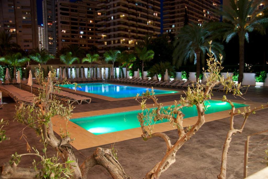 Бенидорм цены отели египта