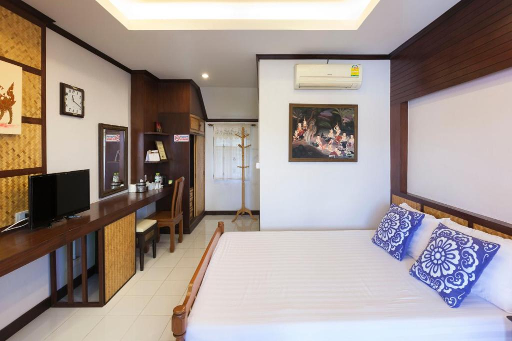 Little Home Guest House Chiang Mai Online Booking