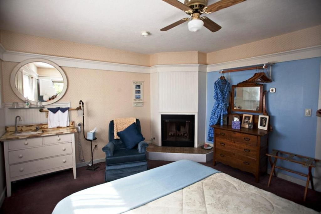 Heritage Inn Bed And Breakfast San Luis Obispo