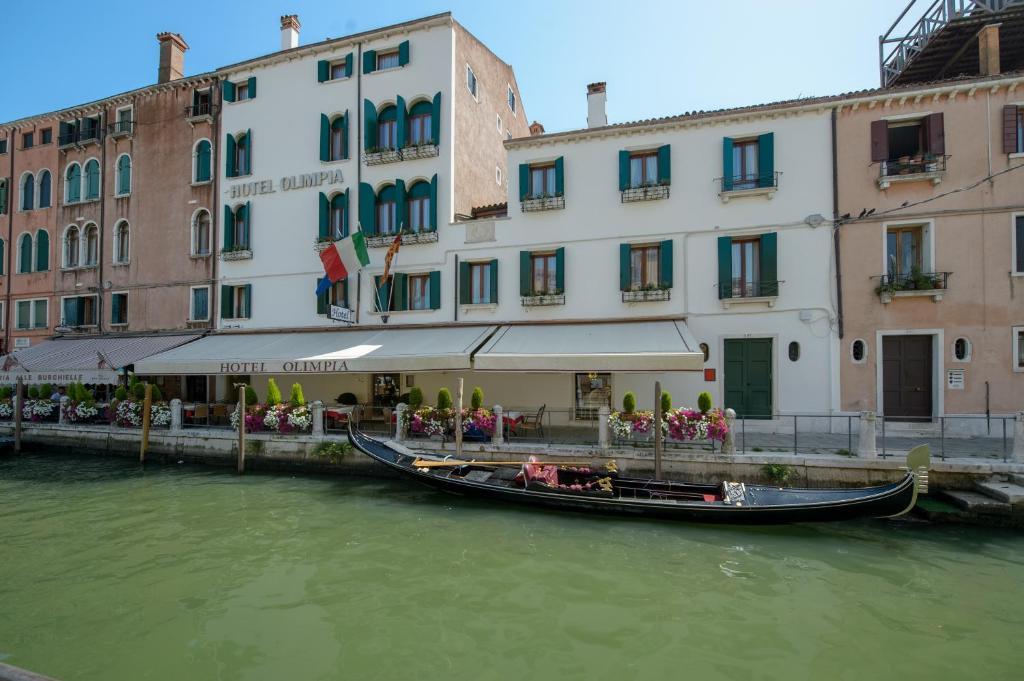 Hotel Olimpia Venezia R 233 Servation Gratuite Sur Viamichelin