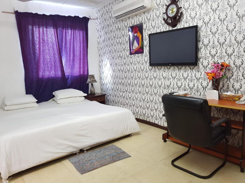 Tribeca Hotel Ghana Accra Informationen Und Buchungen Online Viamichelin