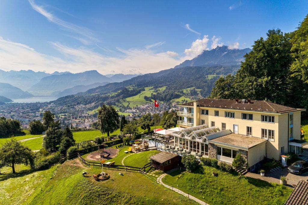 Hotel sonnenberg r servation gratuite sur viamichelin for Reservation gratuite hotel