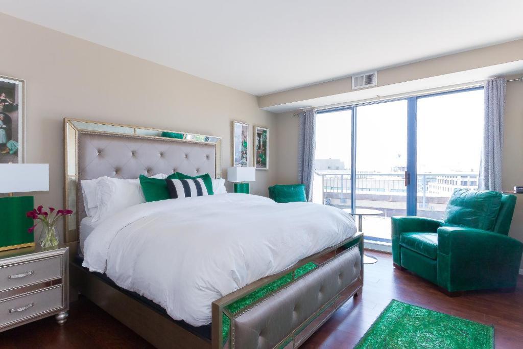 3 Bedroom Penthouse Suite Washington Reserva Tu Hotel Con Viamichelin