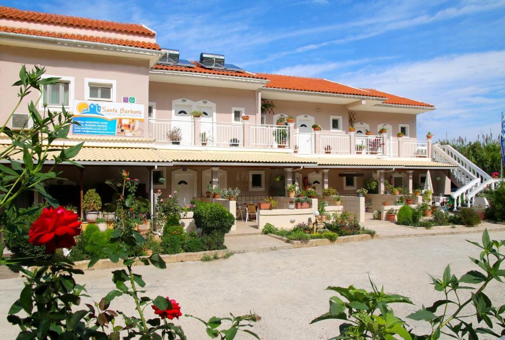 Santa Barbara Lakis Apartments