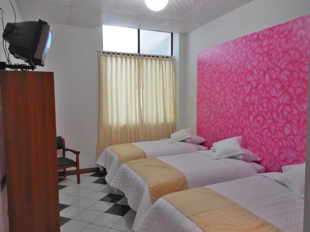 Hotel betesda ba os prenotazione on line viamichelin - Banos on line ...