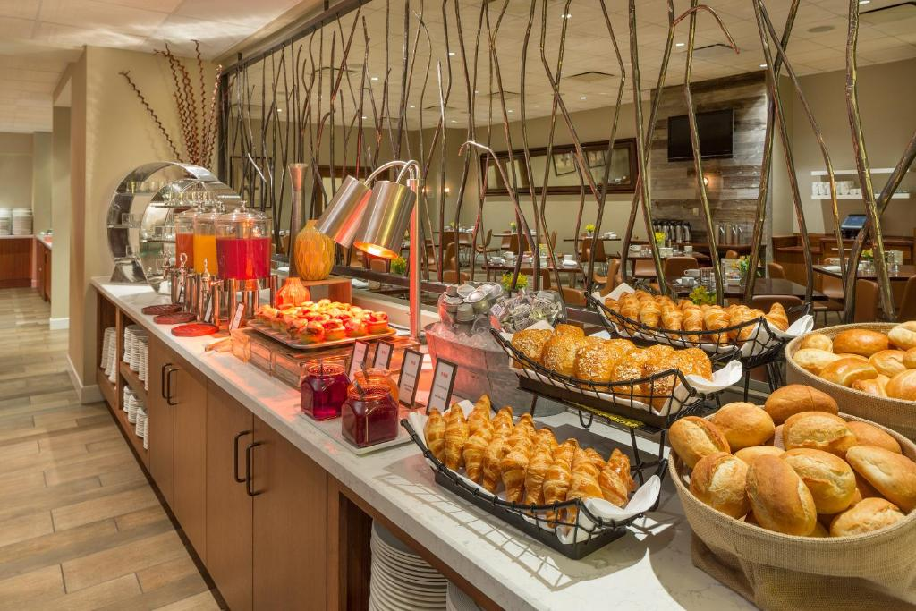 Hilton san francisco union square r servation gratuite for Bar food union square san francisco