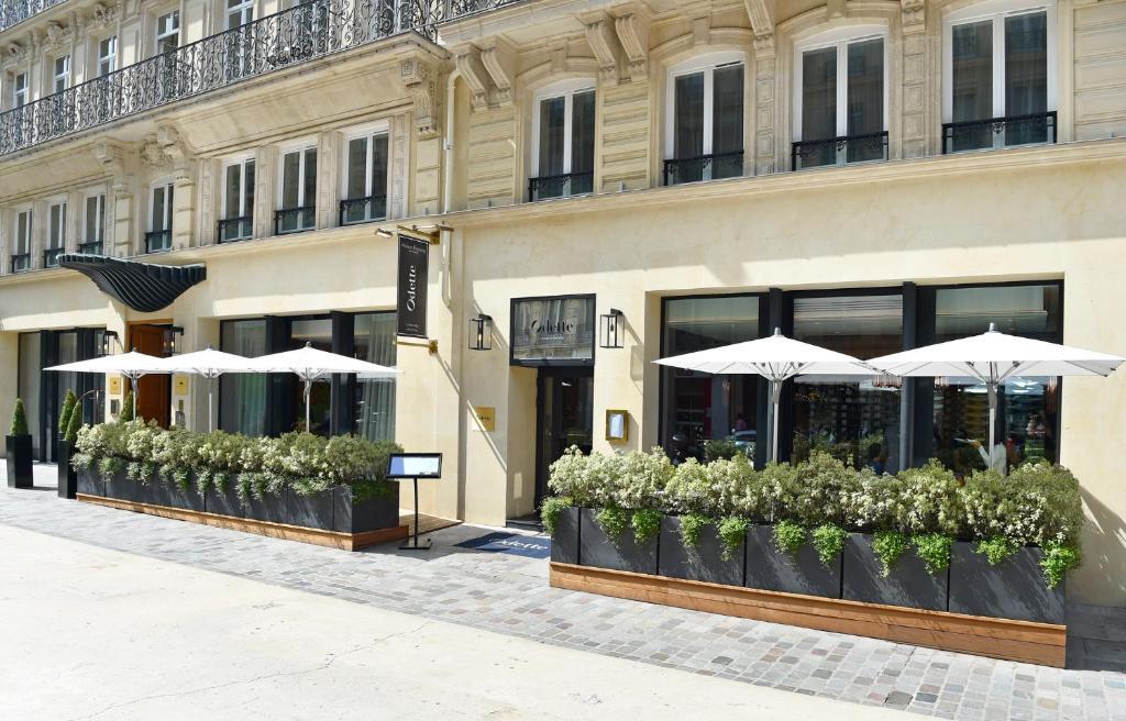 Maison albar hotel paris c line parijs viamichelin for Hotel maison