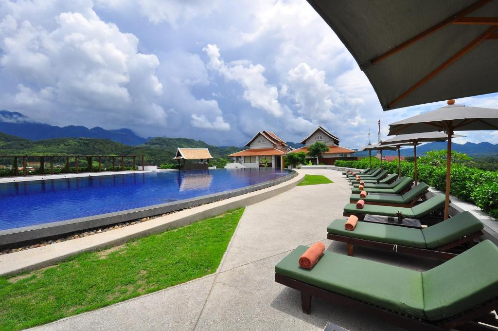 Luangprabang view hotel louangphrabang book your hotel for Luang prabang luxury hotels