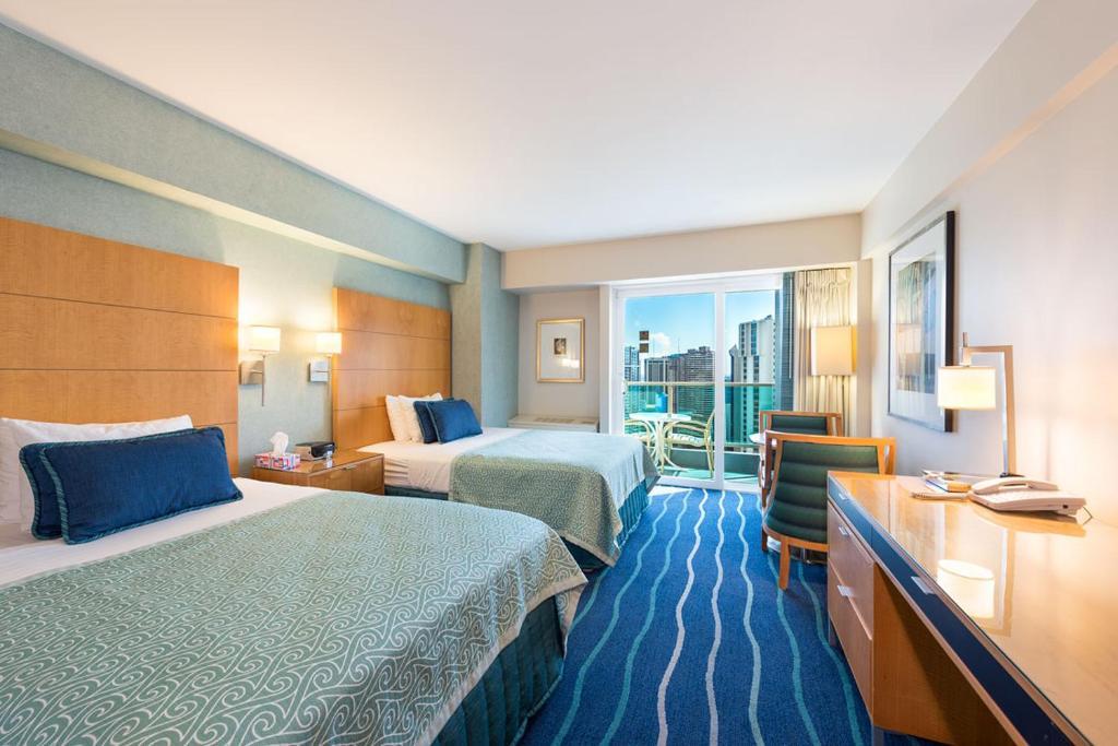 Ala Moana Hotel 3011 Studio Ocean