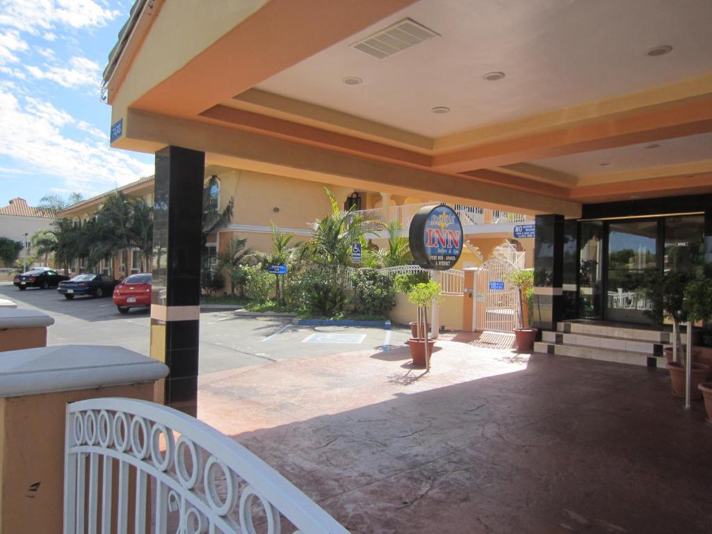Motel  Canoga Park Ca