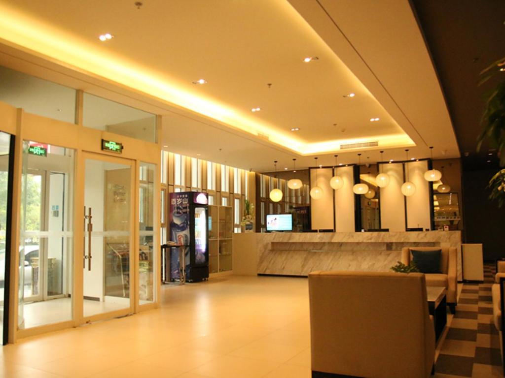 Jinjiang Inn - Tianjin Zhongshan Road Hotel - room photo 11439108