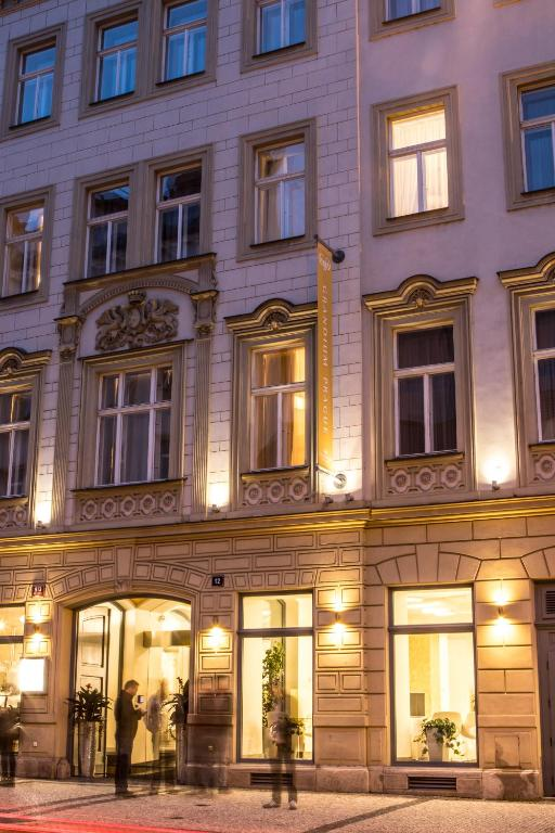 Grandium prague r servation gratuite sur viamichelin for W hotel prague