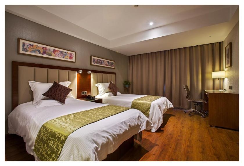 宁波鄞州印象城和颐酒店