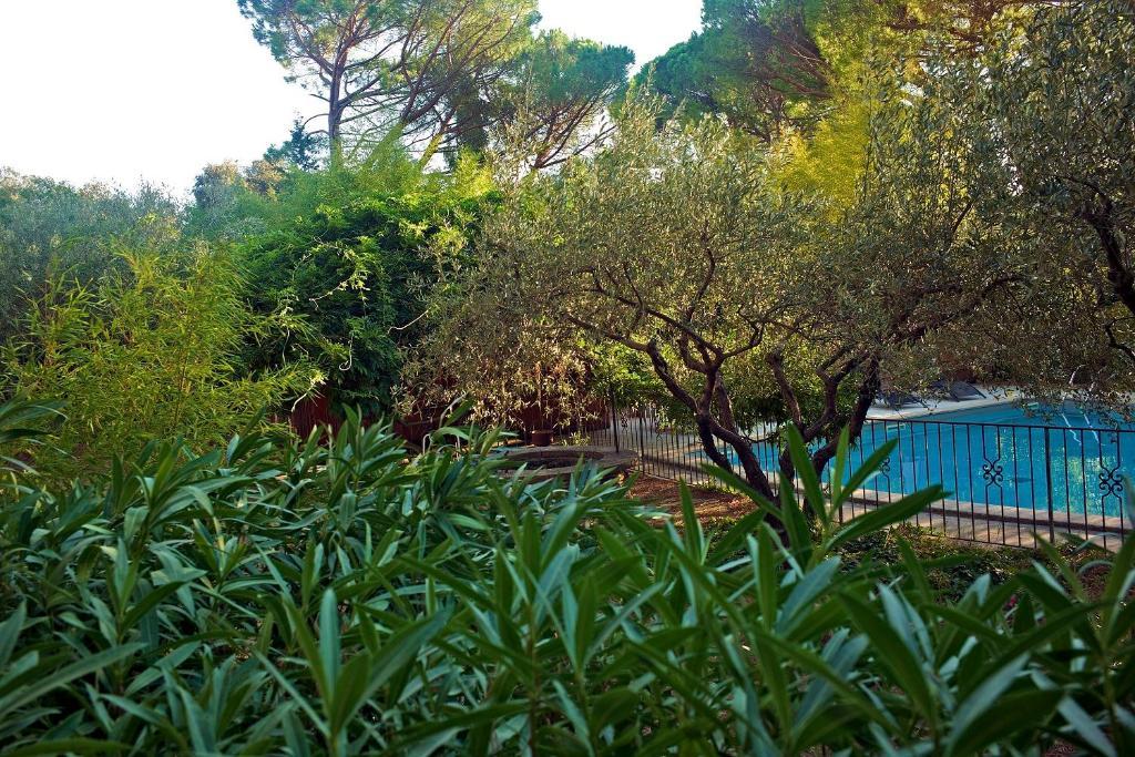 Hotel Spa Castillon Du Gard