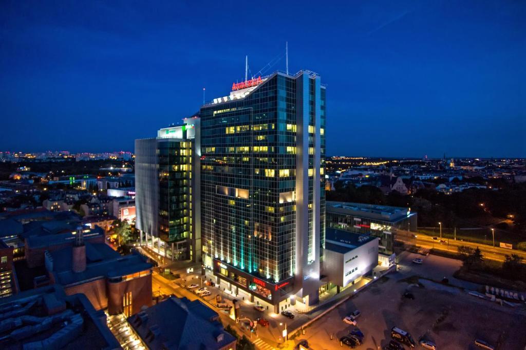 Ibb Andersia Hotel Conference Centre Spa