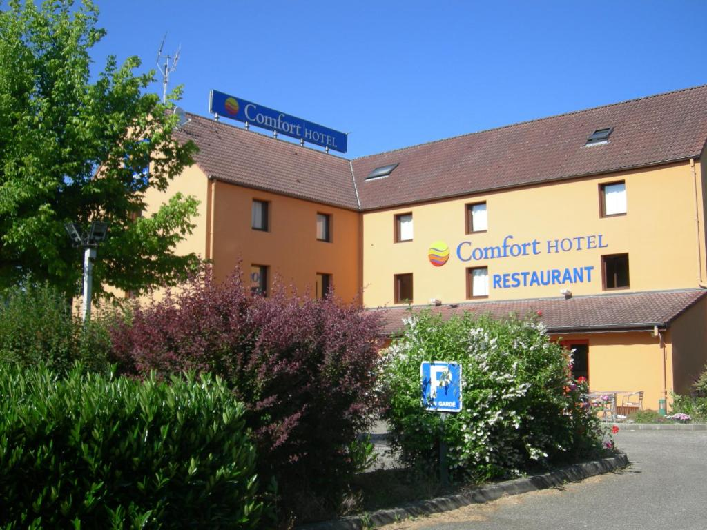 Comfort hotel bourg en bresse viriat for Jardinerie bourg en bresse