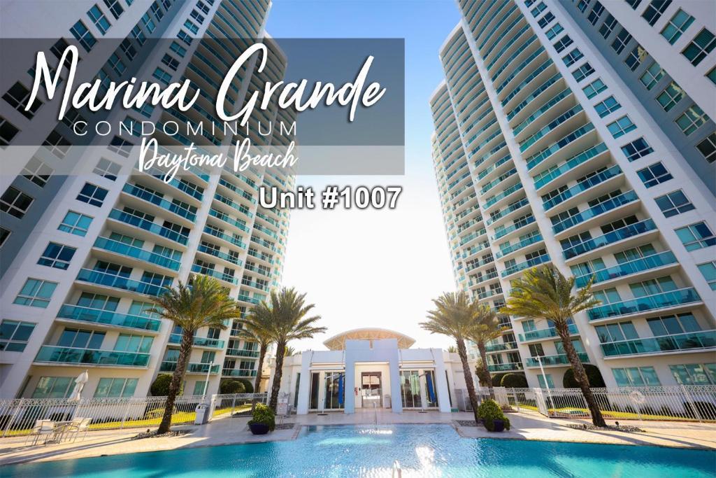 Marina Grande Two Bedroom Apt 1007