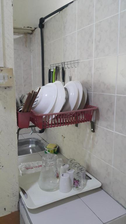 Bathroom Accessories Kota Kinabalu. Ganang Village Rest House