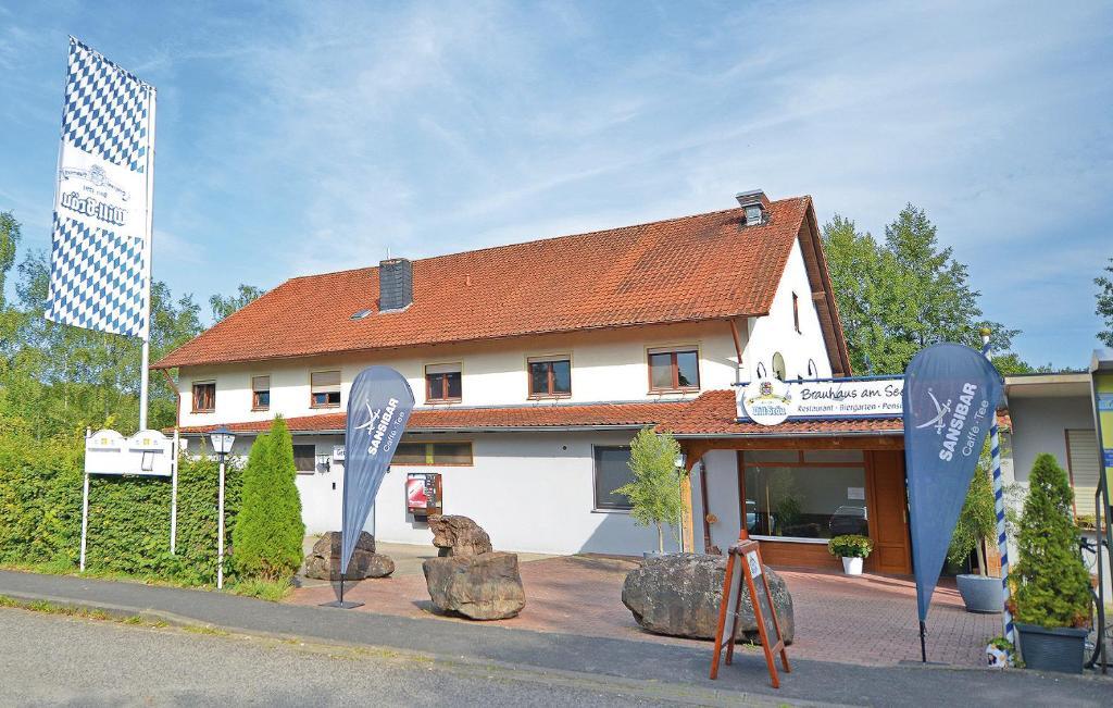 Brauhaus am see r servation gratuite sur viamichelin for Reserver hotel payer sur place