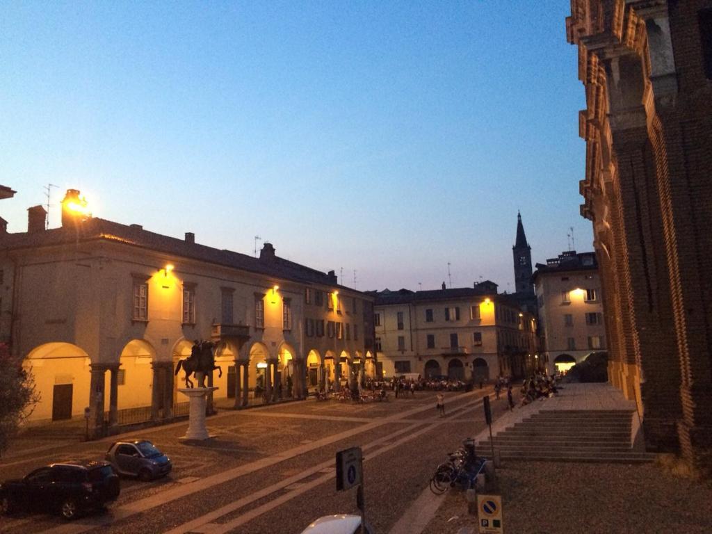 Via Villa Glori   Pavia Italia