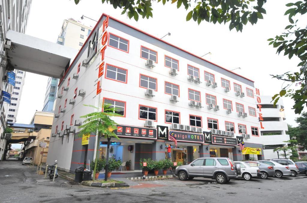 M design hotel r servation gratuite sur viamichelin for Hotel m design