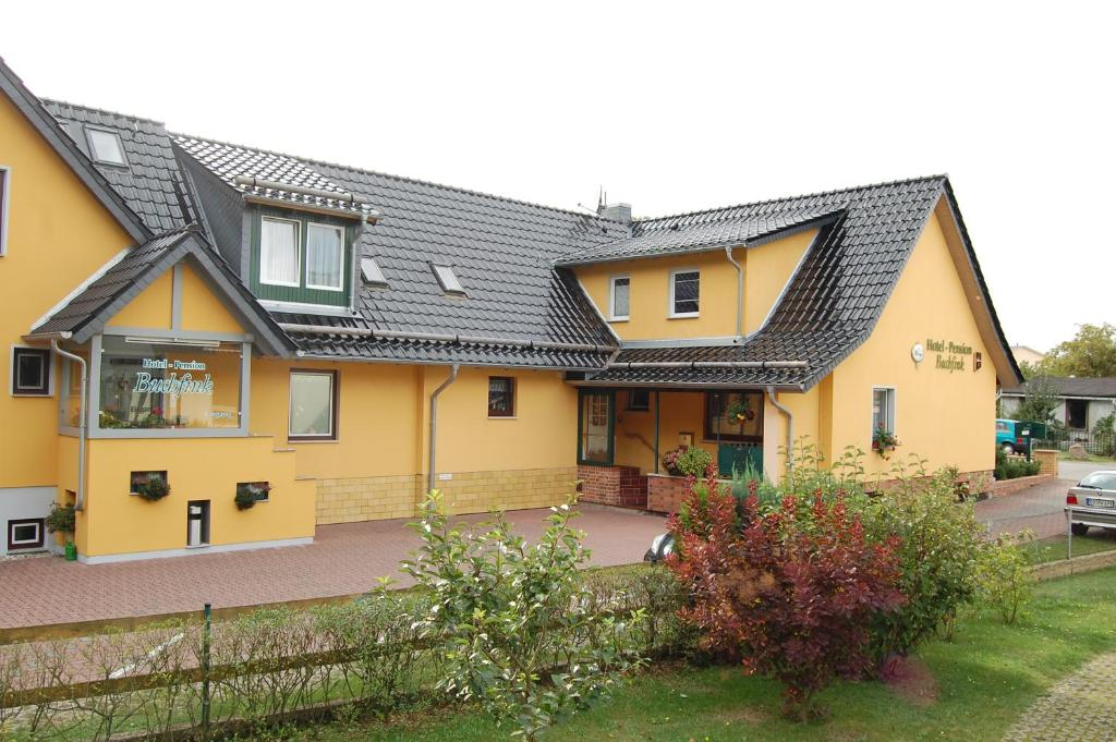 Hotel Pension Ahlbeck