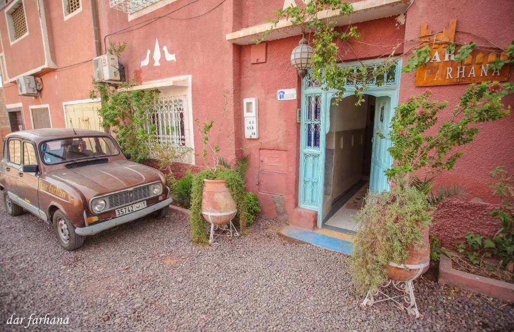 Maison D H 244 Tes Dar Farhana Tarmigt Reserva Tu Hotel Con