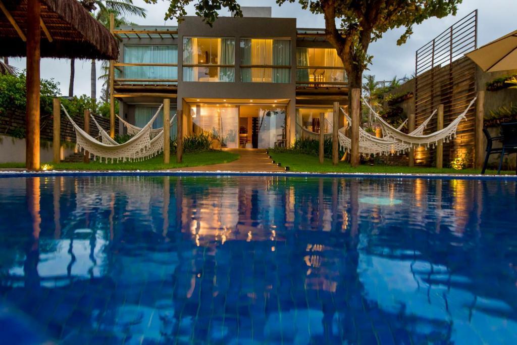 Flor De Lis Exclusive Hotel Brasil Maceió Bookingcom