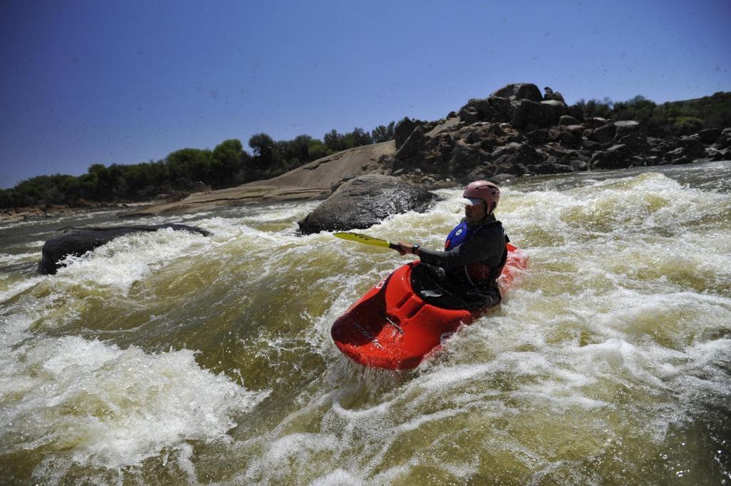 Kalahari River & Safari