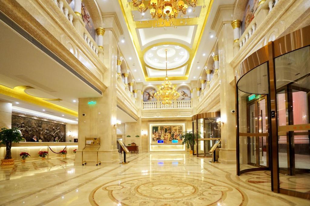 Vienna International Hotel Shanghai Pudong Airport Free Trade Zone - Shanghai