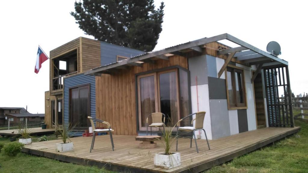 Ecobox Lanalhue Hostel