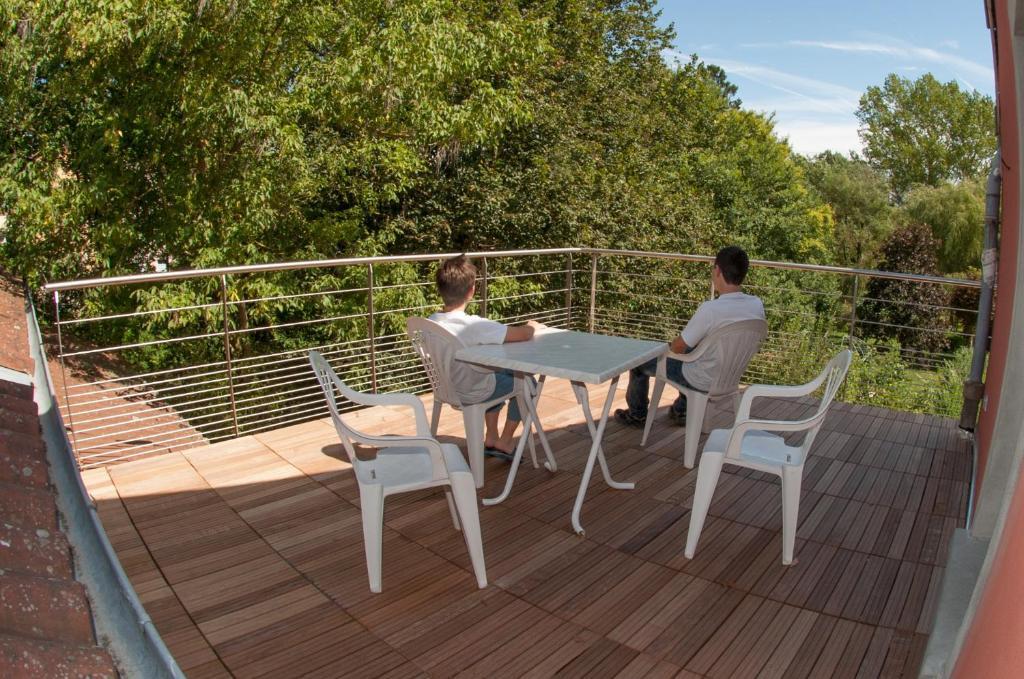 Le jardin de la reyssouze tournus prenotazione on line for Le jardin knokke michelin