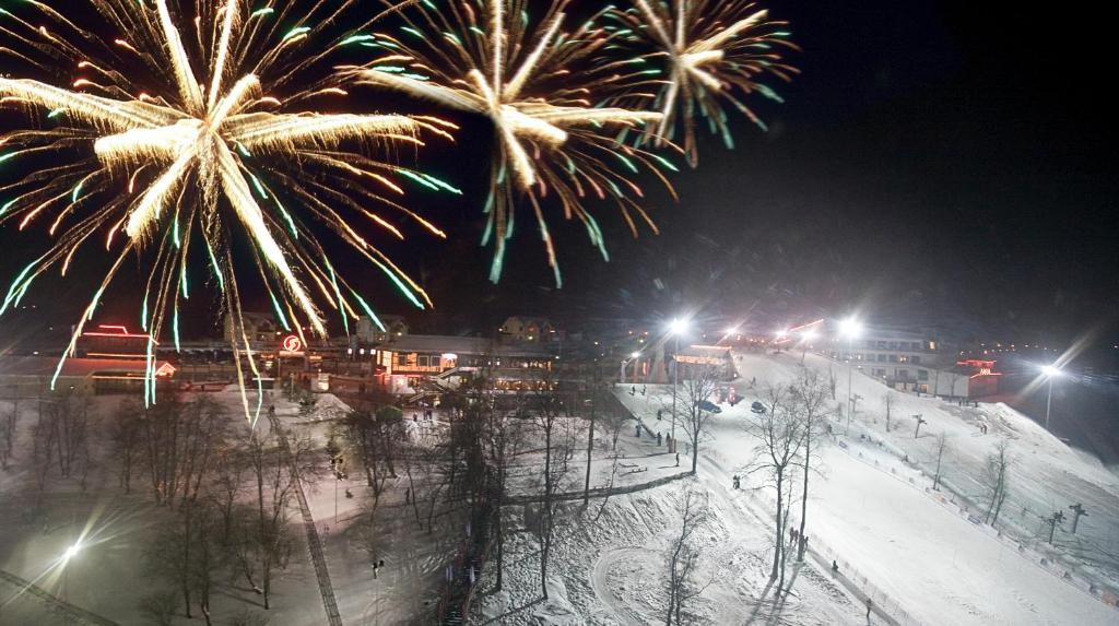 Отзывы Парк Яхрома горнолыжный курорт и СПА, 4 звезды