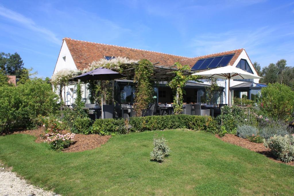 Hotel The Originals Domaine du Revermont ex Relais du Silence Passenans France