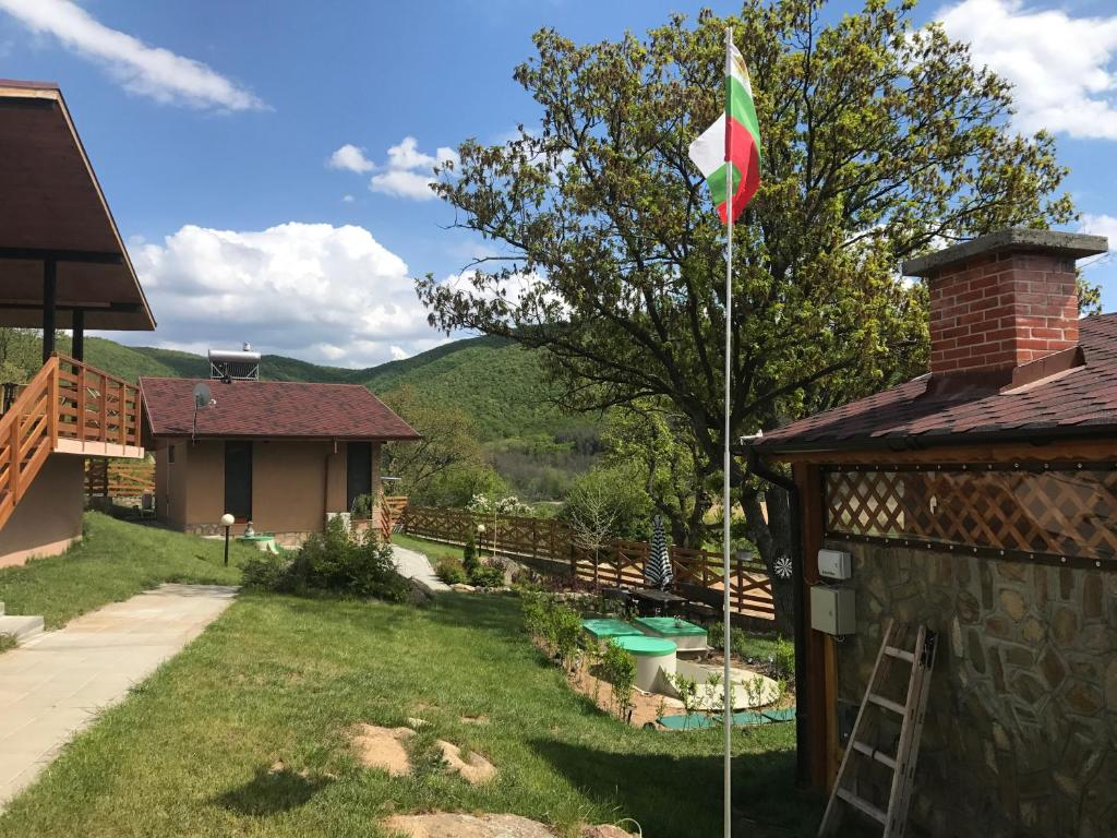 Guest houses argirovi r servation gratuite sur viamichelin for Au jardin guest house welkom
