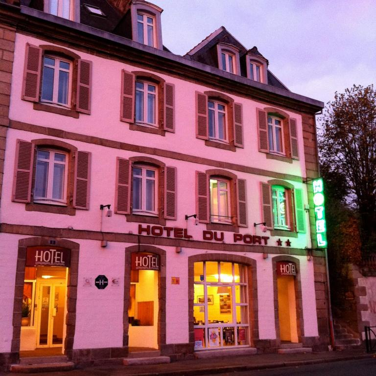 hotel du port morlaix