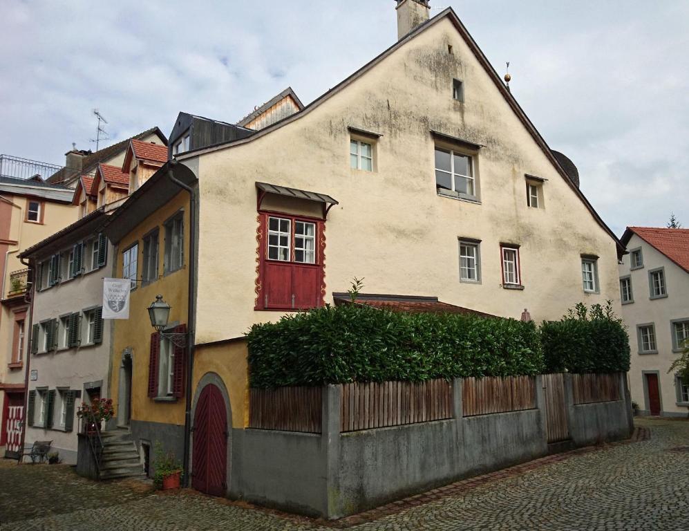 Apartments Graf Wilhelm Gästezimmer Bregenz