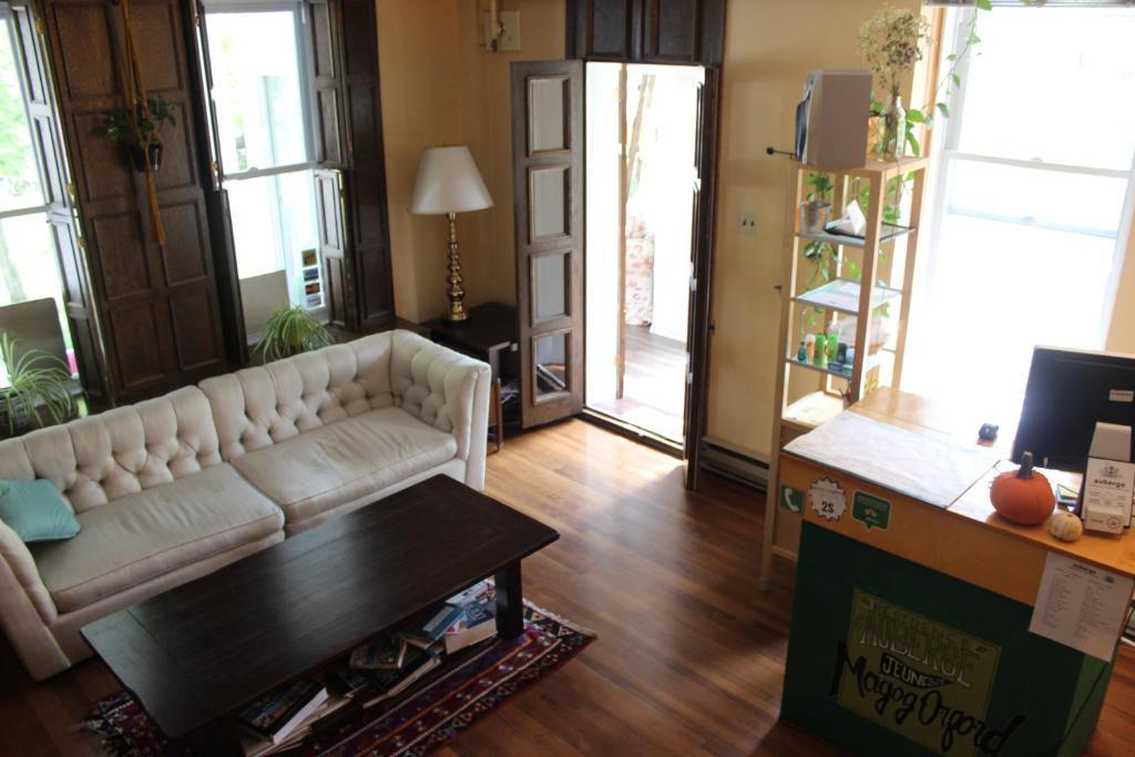 auberge de jeunesse magog orford hostel magog. Black Bedroom Furniture Sets. Home Design Ideas