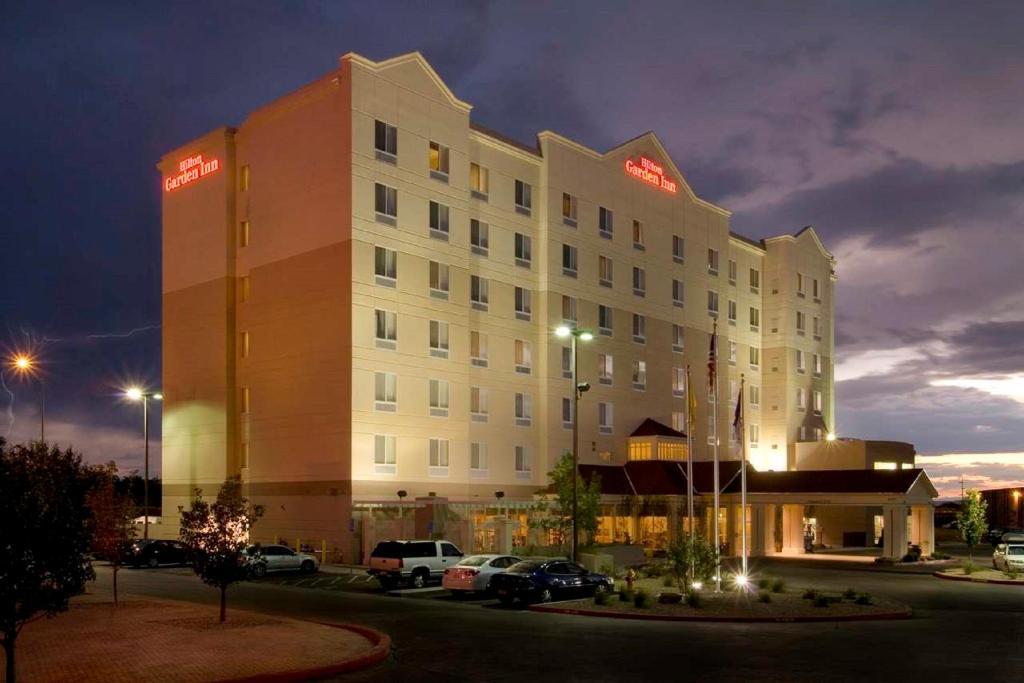 Hilton Garden Inn Albuquerque Uptown Albuquerque Informationen Und Buchungen Online
