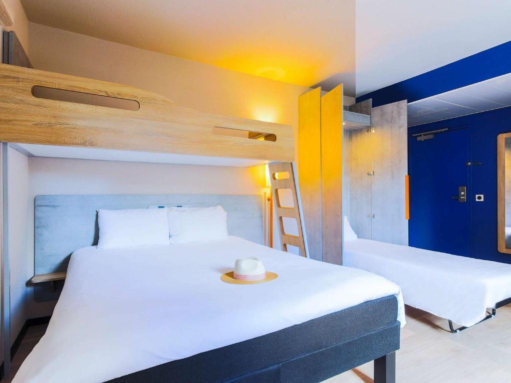 ibis budget albi centre albi prenotazione on line viamichelin. Black Bedroom Furniture Sets. Home Design Ideas