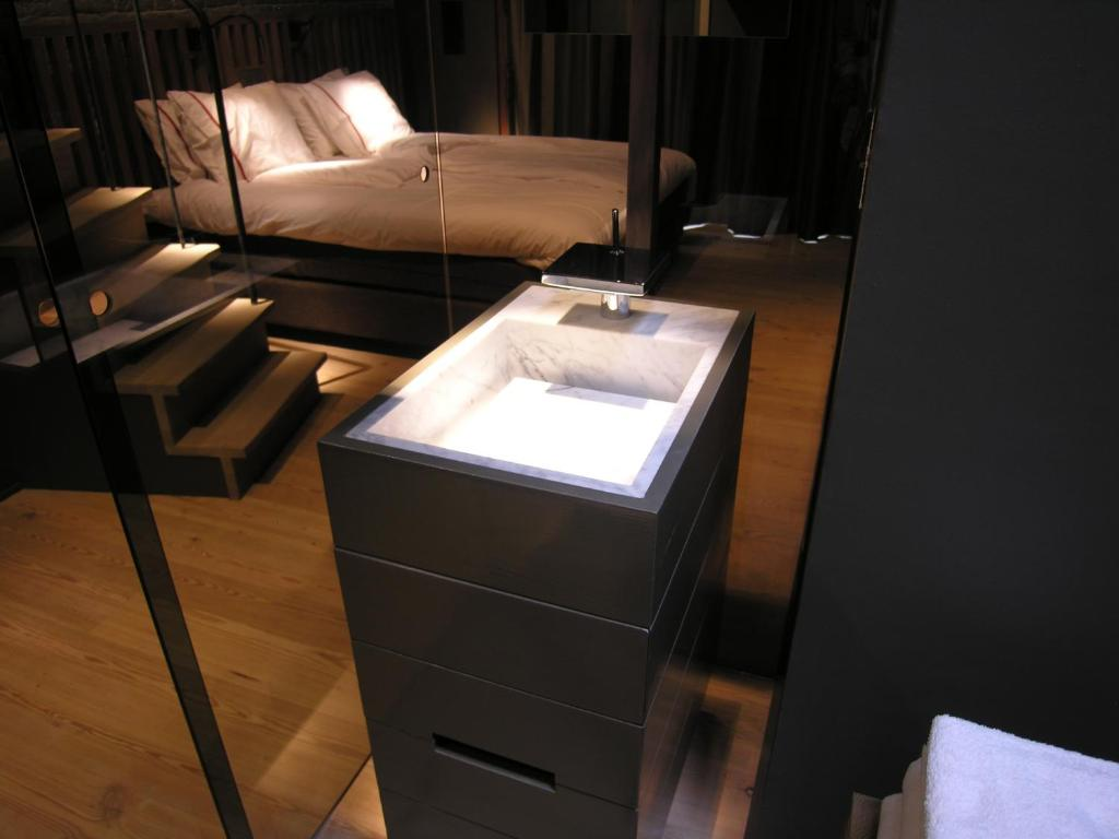 Chambres d 39 h tes design b b logidenri chambres d 39 h tes for Hotel design gand