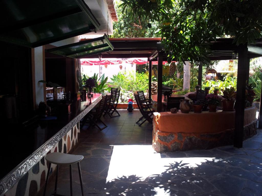 El jardin mog n viamichelin informatie en online for El jardin online