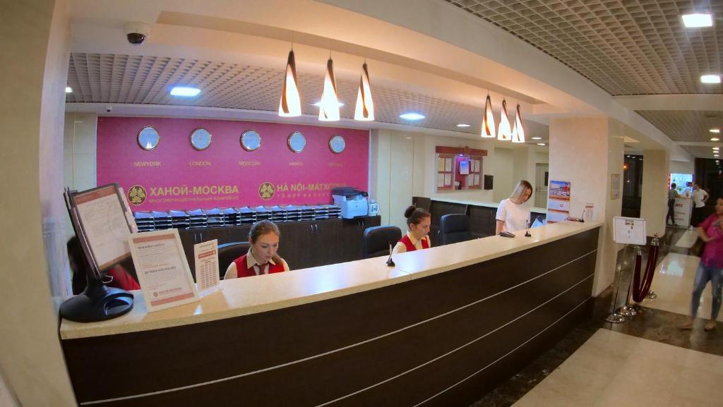 Hanoi moscow aparthotel myti i viamichelin for Appart hotel hanoi