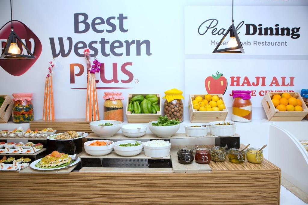 Best Western Plus Creek Hotel Dubai