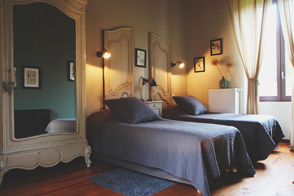 g tes du presbyt re villefranche de rouergue book your. Black Bedroom Furniture Sets. Home Design Ideas